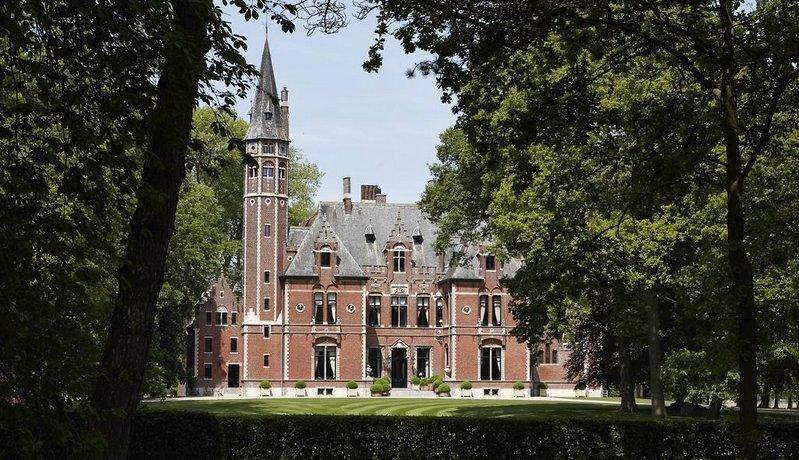 Exclusive Guesthouse Chateau De Spycker