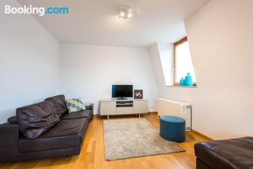 Ruim Duplex Appartement Op Wandelafstand Van Strand