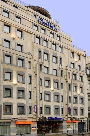 Citadines Toison d'Or Brussels Aparthotel
