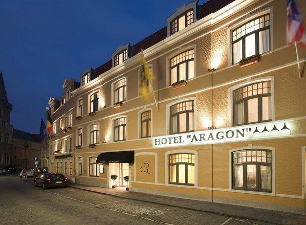 Hotel Aragon Bruges