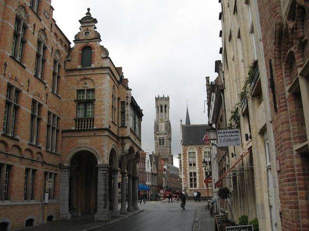 Design Apartment Pandreitje Brugge