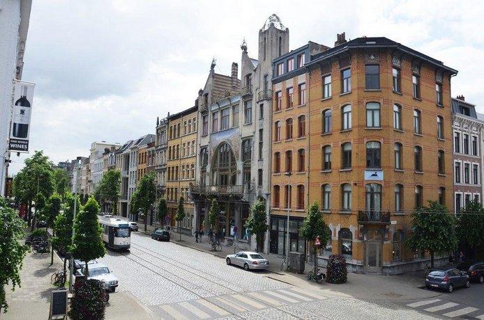 Amazing apartment Antwerp South