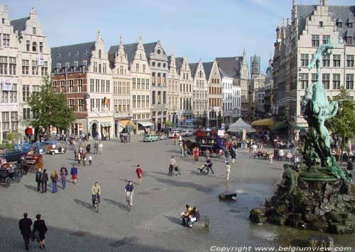 Opera Suites Antwerp