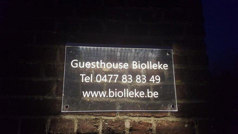 Guesthouse Biolleke