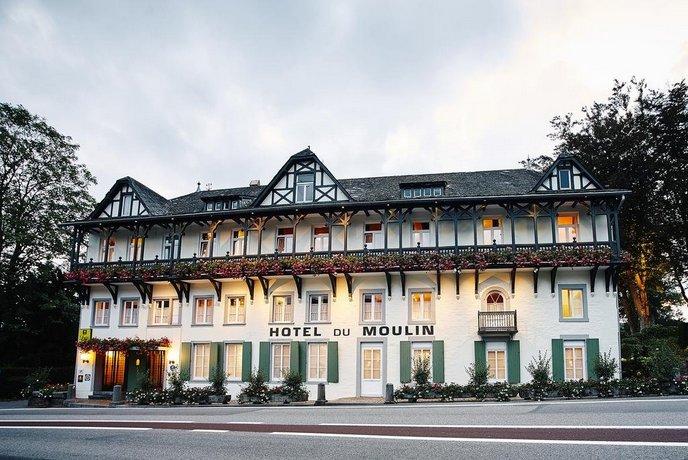 Hotel Du Moulin Bellevaux-Ligneuville