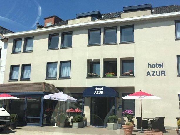 Hotel Azur De Haan