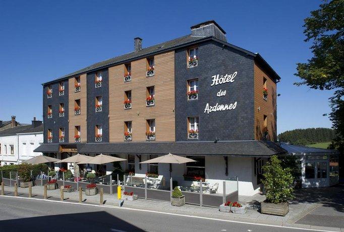 Hotel Des Ardennes Bouillon