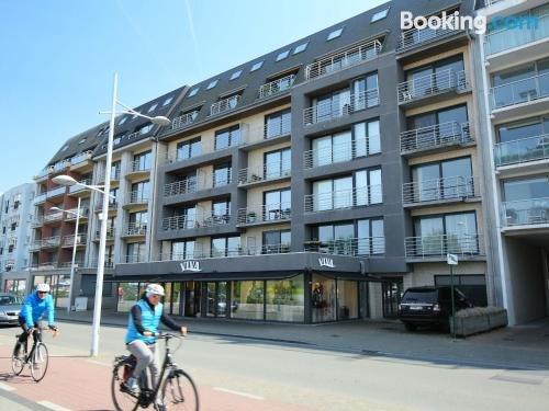 Apartment Residentie Zeeparel