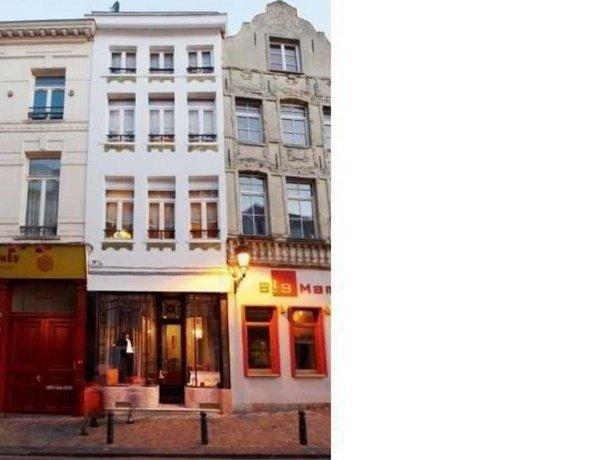 Bed & Breakfast Le Coup de Coeur Brussels