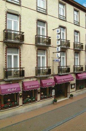 Hotel Du Commerce Blankenberge