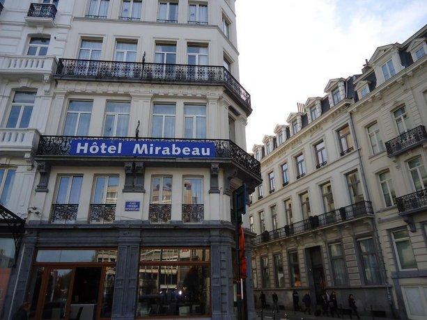 Hotel Mirabeau Brussels