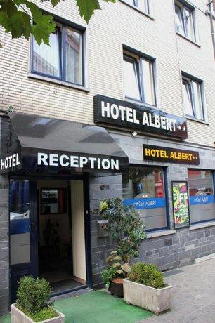 Albert Hotel Brussels