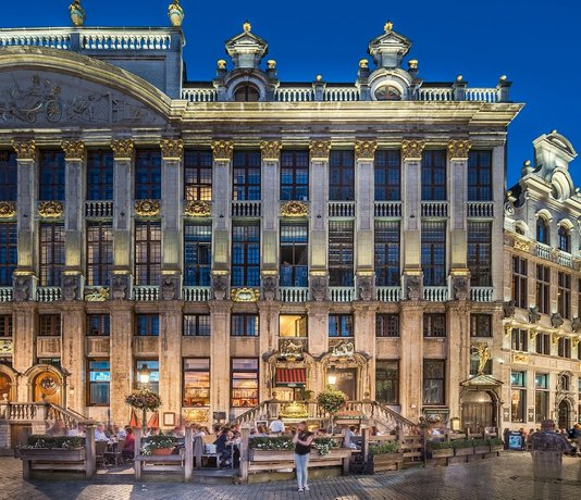 Residence Le Quinze Grand Place Brussels