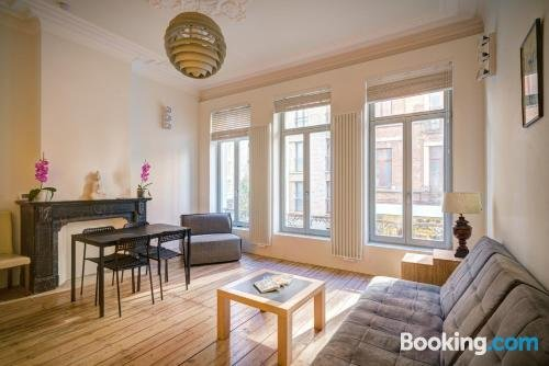 Hotel Greenplace Apartments in Heart of Antwerp Floor 2