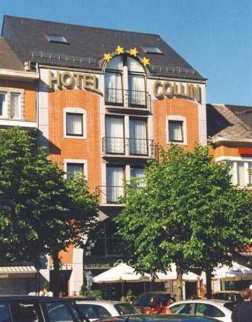 Collin Hotel Bastogne