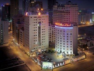 Al Safir Apartments Hotel
