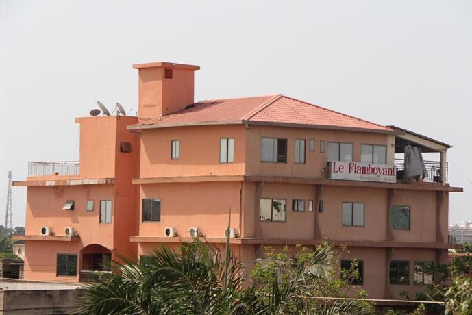 Residence Hotel le Flamboyant