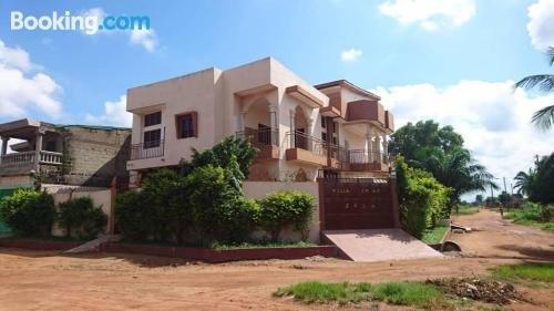 Villa iman_Studio Cotonou