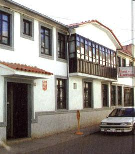 Libertador Hostel Potosi Bolivia