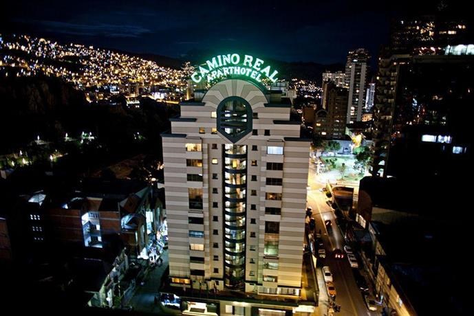 Camino Real Aparthotel Downtown