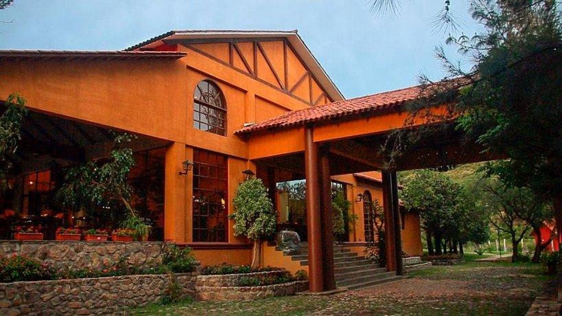 Hotel Hacienda de Kaluyo