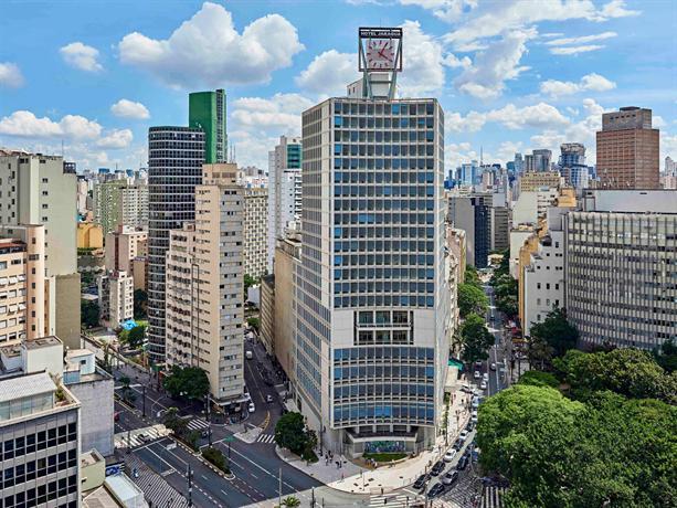 Novotel Jaragua Sao Paulo Conventions