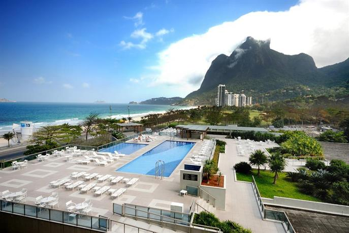 Pullman Rio de Janeiro Sao Conrado