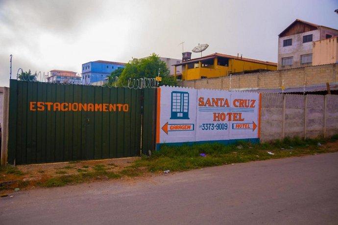 Santa Cruz Hotel Sao Joao del Rei