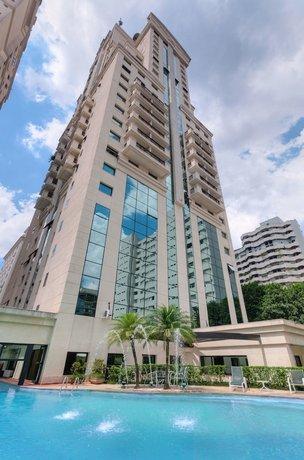 Tryp Sao Paulo Higienopolis Hotel
