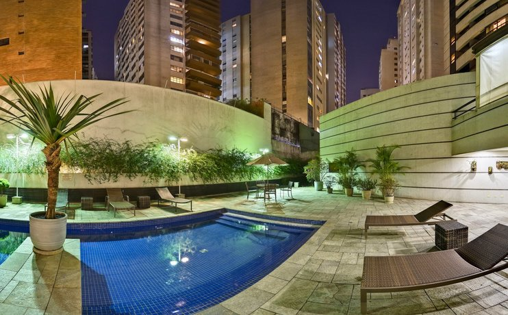 Quality Hotel Paulista - Sao Paulo
