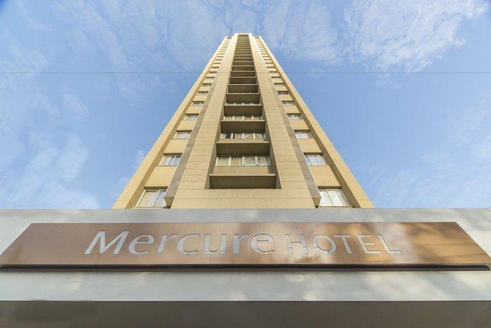 Mercure Sao Paulo Vila Olimpia