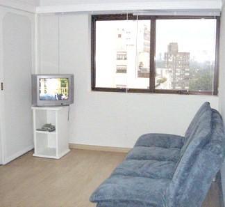 Flat Itaim Suites Sao Paulo