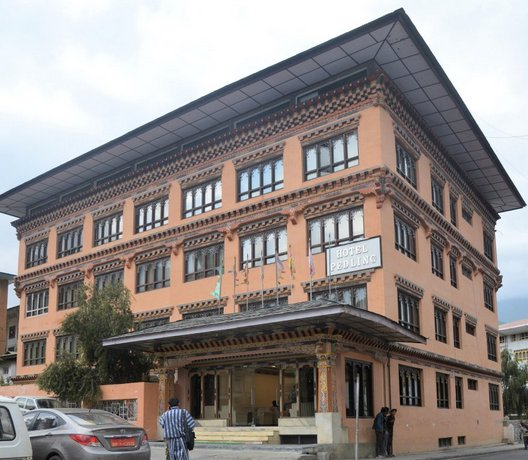Pedling Hotel Thimphu