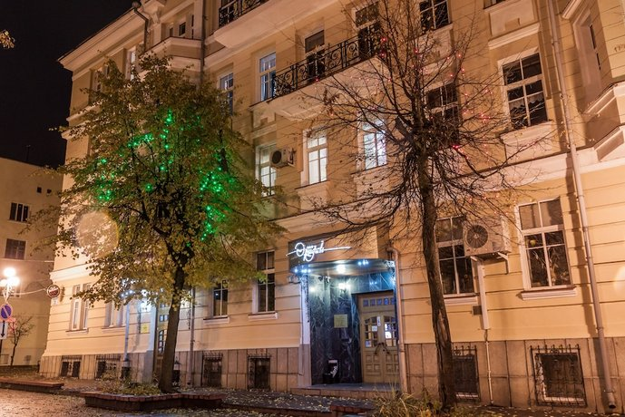 Hotel Eridan Vitebsk