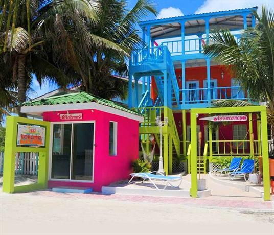 Kokomo Beach Suites