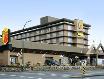 Super 8 Motel Vancouver