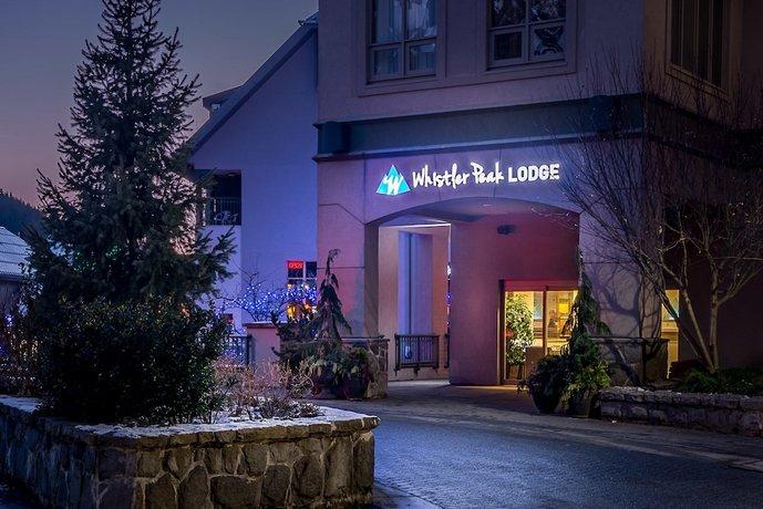 Resortquest At Whistler Peak Lodge