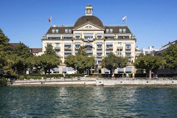 Eden Au Lac Hotel Zurich