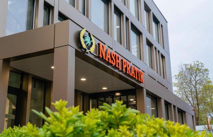 Nash Pratik Hotel