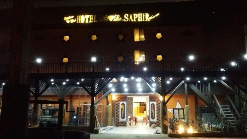 Hotel Saphir Abidjan