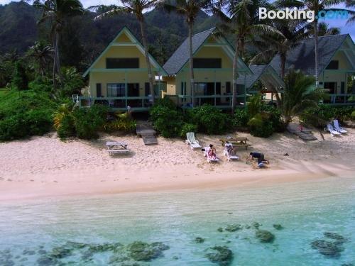 Whitesands Beach Villas Titikaveka