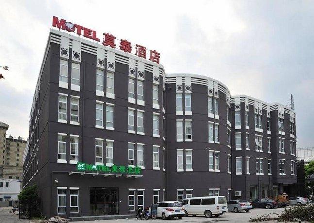 Motel 168 New Jing Qiao Road Inn Shanghai