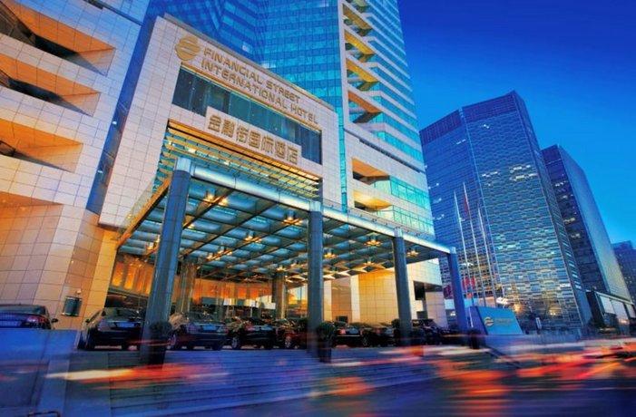 FinancialStreet International Hotel former InterContinental