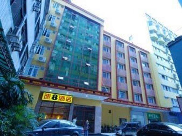Super 8 Hotel Wen Shu Fang Chengdu