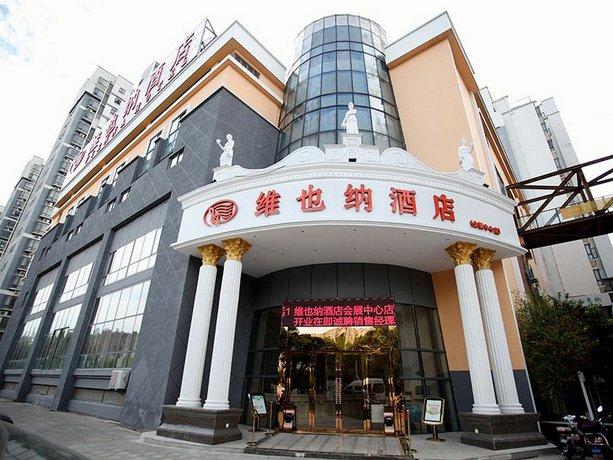 Vienna Hotel Jiangsu Kunshan Exhibition Center