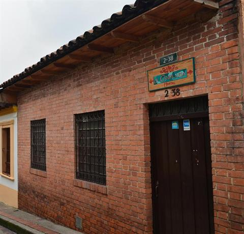 Hostal La Candelaria Bogota