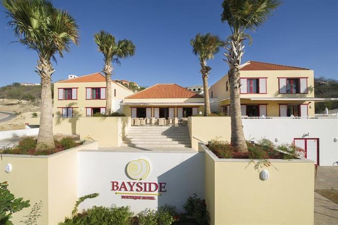 Bayside boutique hotel