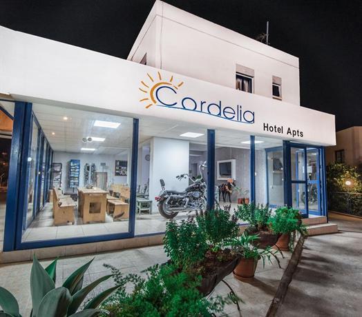 Cordelia Hotel Apartments