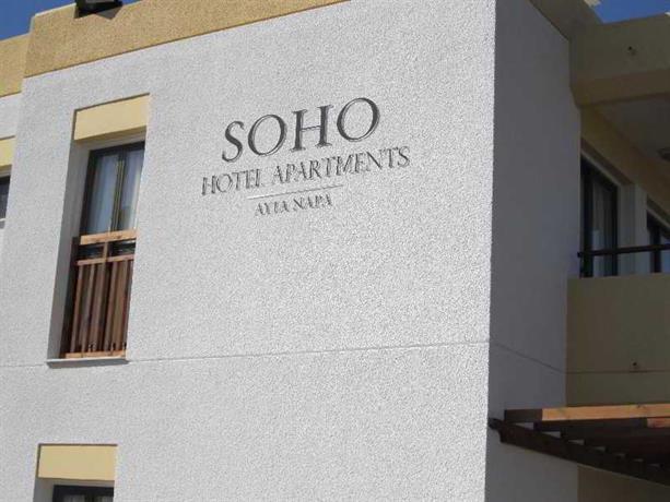 Soho Hotel Apartments