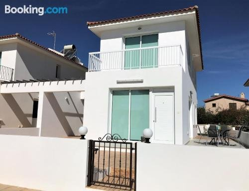 Villa Almyra Ayia Napa DPS02- Three Bed Villa with sea view